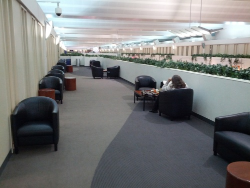 MSP Airport - Quiet Seating Area