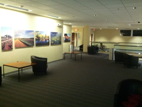 Minneapolis Airport - Gallery Area